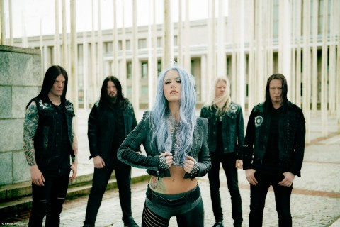 "Arch Enemy release hardcore punk cover on ""The Leader (Of The Fuckin' Assholes)"""