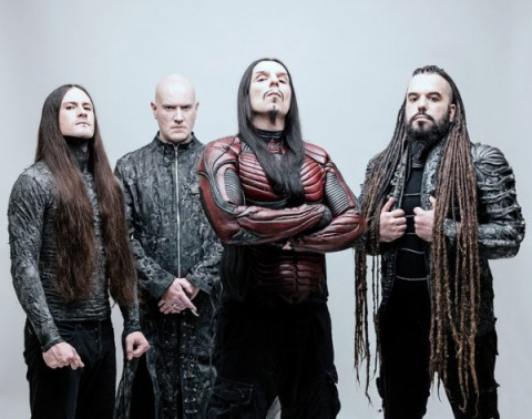 "Septicflesh present lyric video ""3rd Testament"""