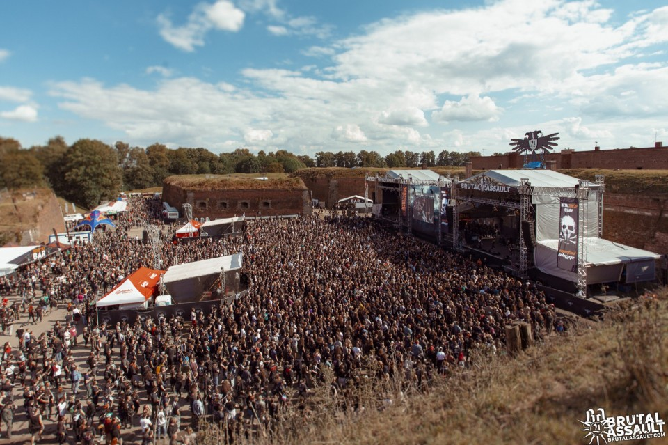Brutal Assault 22: Wristband shipping prior the festival