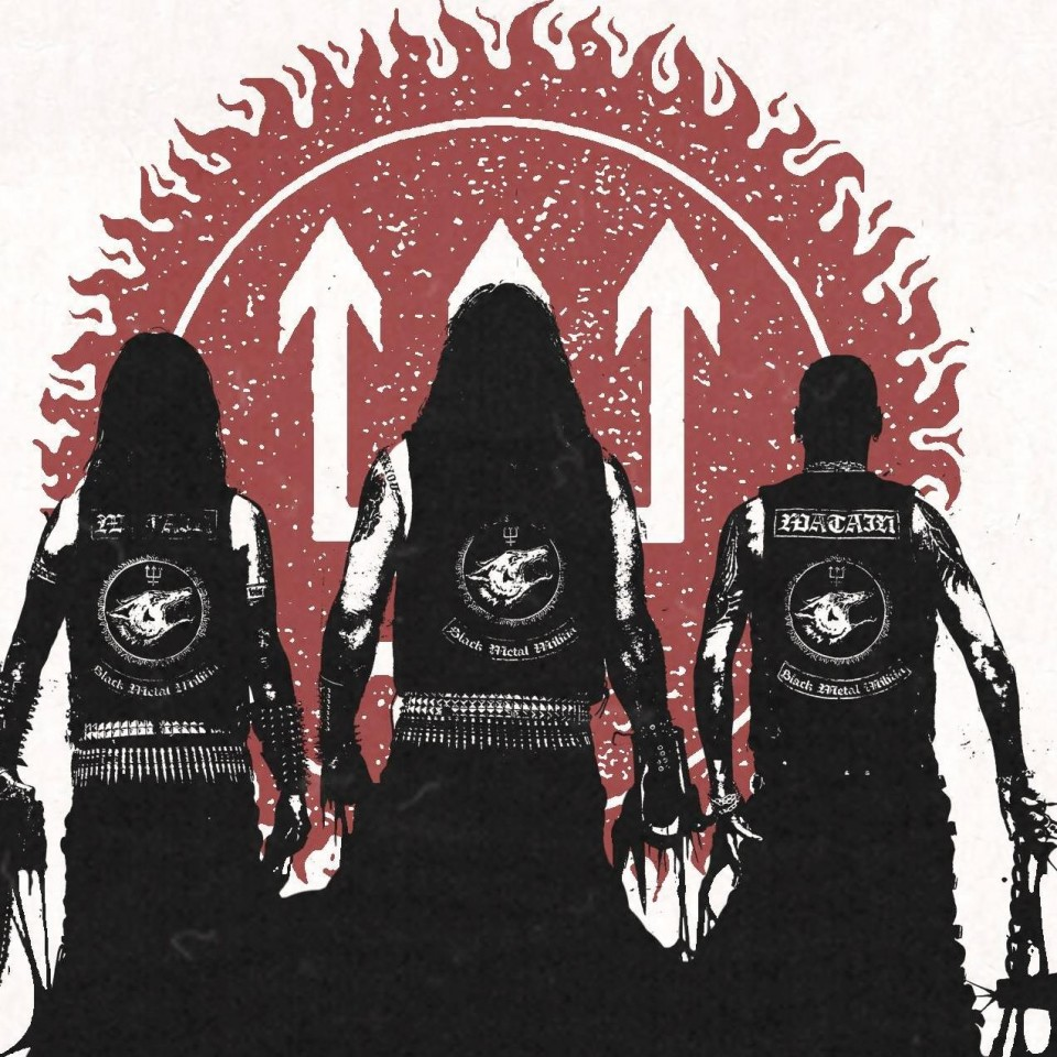 Watain to release new album in 2018