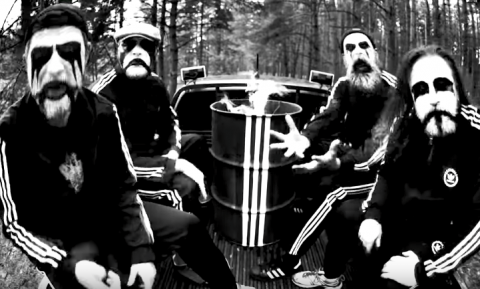 Squatting Slavs In Tracksuits: Russian rapping black metallers