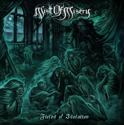"Эксклюзив: Сингл ""Fields Of Isolation"" Mist of Misery и Паоло Бруно из Thy Light"