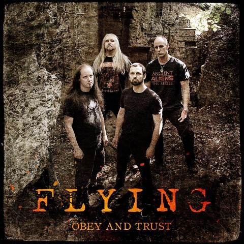 "Flying release first single ""Obey and Trust"" after a 7-year break"