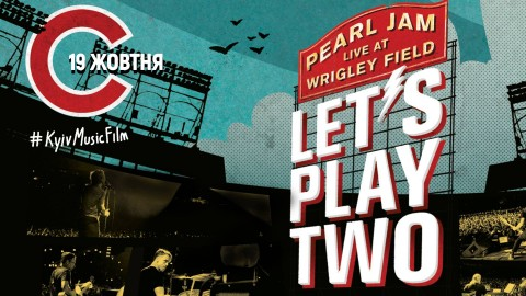 "Pearl Jam's concert film ""Let's Play Two"" to be shown in Ukraine on October 19"