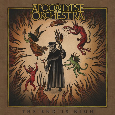 "Medieval theater of Apocalypse Orchestra: Review for ""The End Is Nigh"" album"