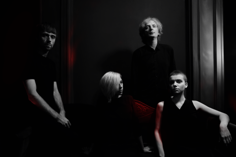"Darkwave band On The Wane presents debut video ""Sultry Song"""