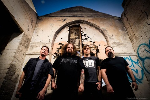 Napalm Death to perform on February 24 in Kyiv