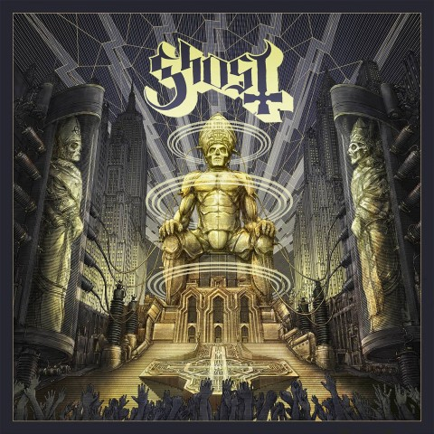 "Ghost shares audio stream of ""Ceremony And Devotion"" live album"