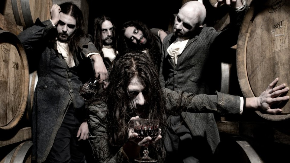 Fleshgod Apocalypse отменили турне из-за ограбления