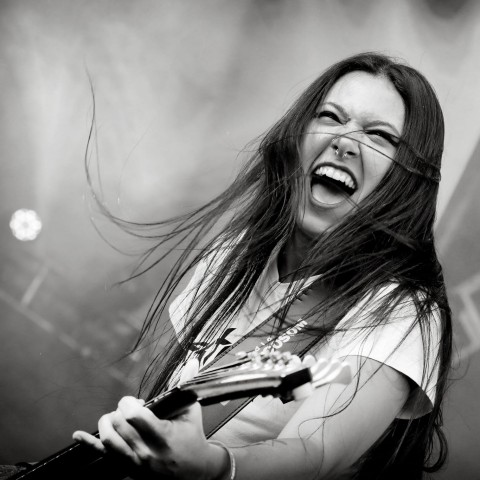 Tastemaker: 4 favorite metal albums of Nervosa's Fernanda Lira