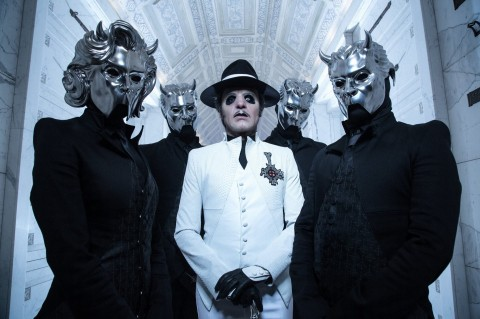 Ghost end show earlier due to the fan's death
