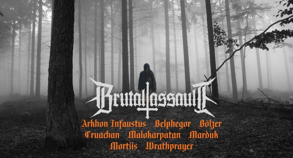 Блэкенед-анонс фестиваля Brutal Assault