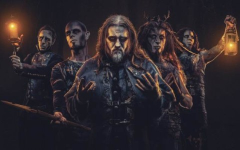 "Powerwolf: Лирик-видео ""Incense & Iron"" и клип ""Fire & Forgive"""