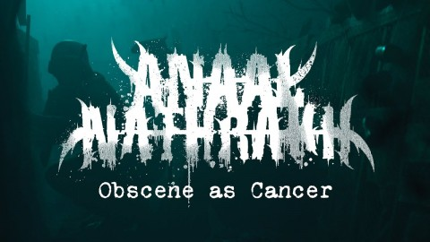 "Anaal Nathrakh выпустили новое видео ""Obscene as Cancer"""