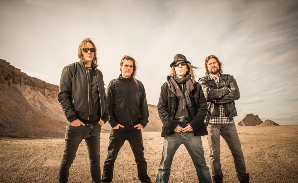 Children of Bodom выпустят новый альбом в марте 2019 года