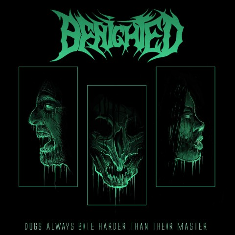 "Benighted unveils title single of new EP ""Dogs Always Bite Harder Than Their Master"""
