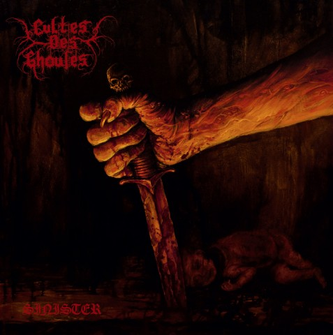 "Review of Cultes Des Ghoules' ""Sinister, Or Treading The Darker Paths"" with full album stream"