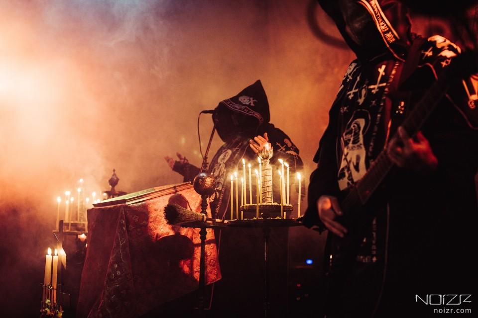 Свято для душі. Звіт з концерту Batushka у Києві