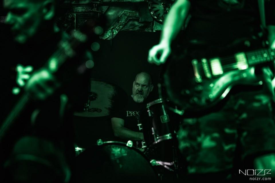 Фотозвіт з концерту Dirge, Hegemone і Moanaa у Кракові