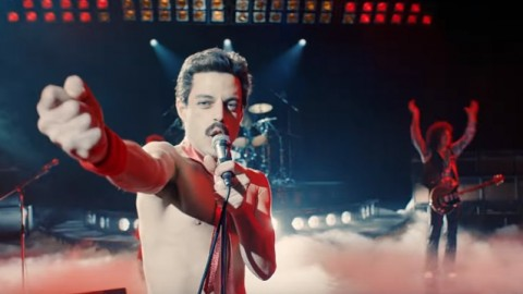"""Bohemian Rhapsody"" wins two Golden Globe awards"