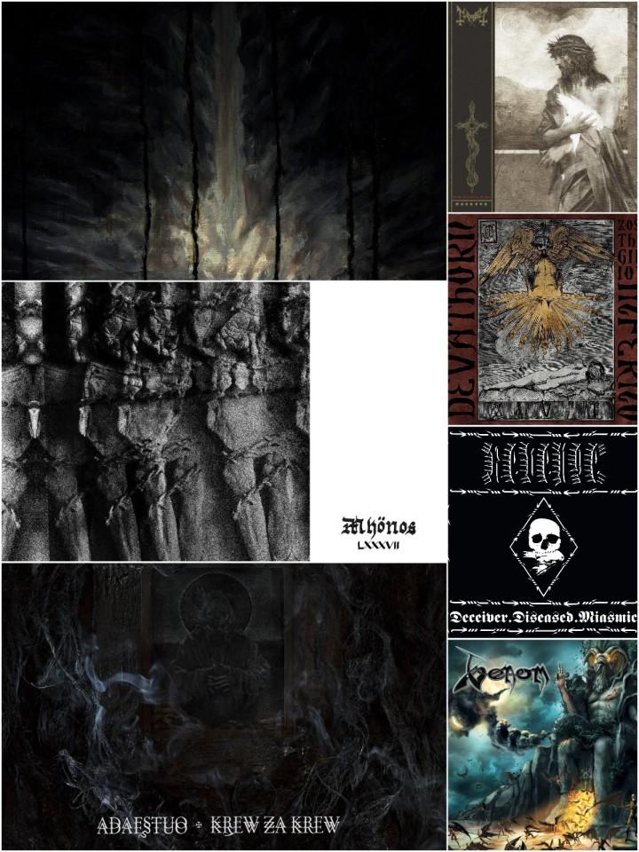 Check 'Em All: Обзор новых блэк-метал, дарк-эмбиент и нойз-релизов