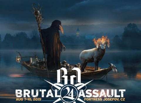 Brutal Assault 24: New bands announcement and 2018's aftermovie