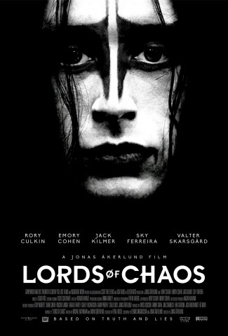 """Lords of Chaos"": Movie trailer and clip with Varg and Euronymous"
