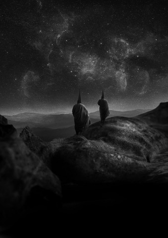 "Exclusive: Full stream of Yerûšelem (Blut Aus Nord) debut album ""The Sublime"""
