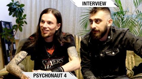 Інтерв'ю з Psychonaut 4: Graf von Baphomet і S.D. Ramirez