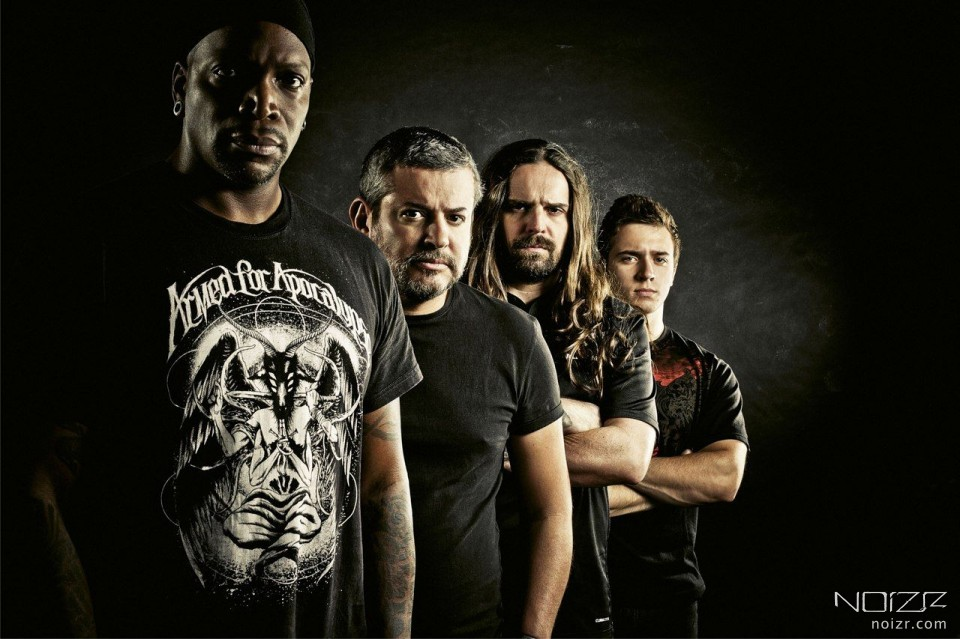 9 апреля в Киеве выступит Sepultura