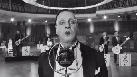 "Rammstein releases black and white video ""Radio"""
