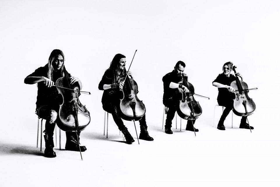 Apocalyptica зіграє пісні Metallica на фестивалі Захід
