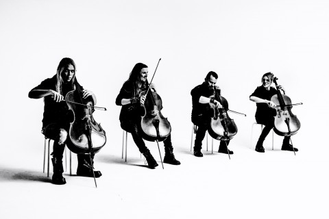 Apocalyptica to play Metallica songs at Ukrainian Zaxidfest