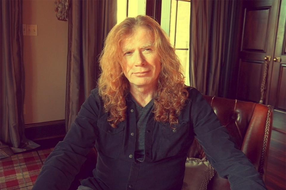 У лидера Megadeth диагностировали рак горла