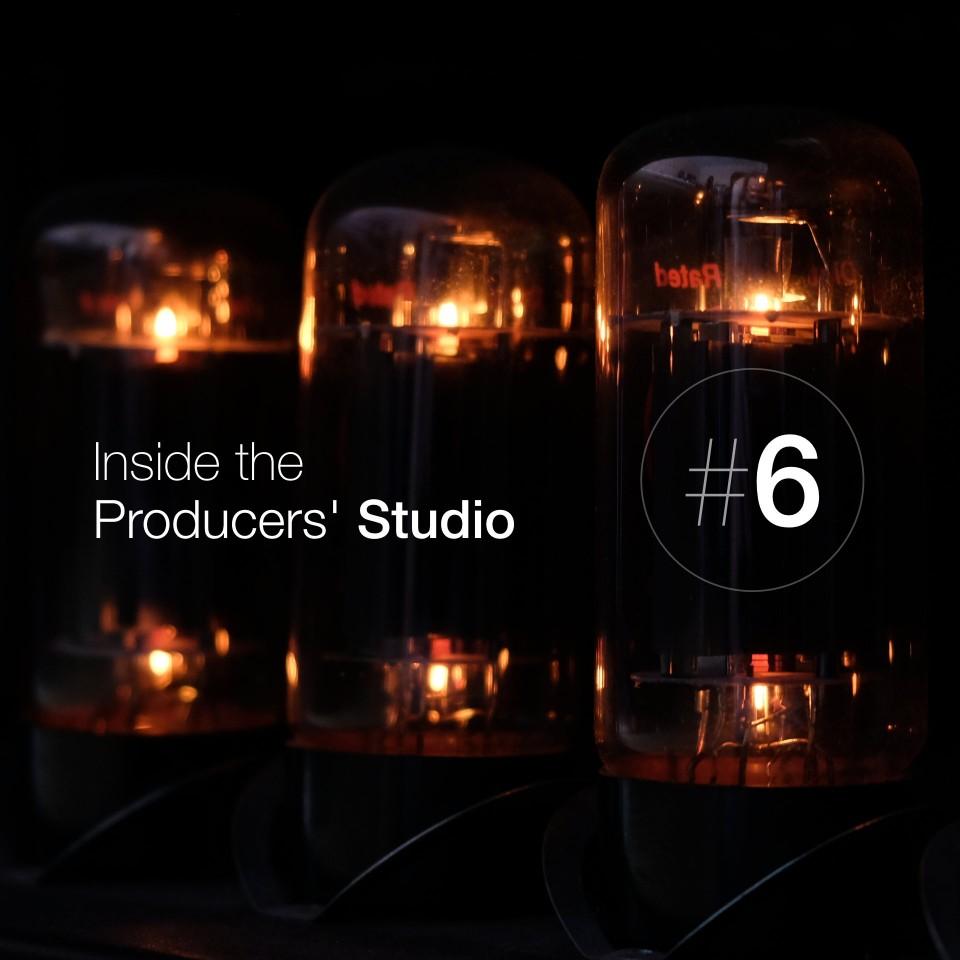 Inside the Producers' Studio. Советы продюсеров по записи разных инструментов