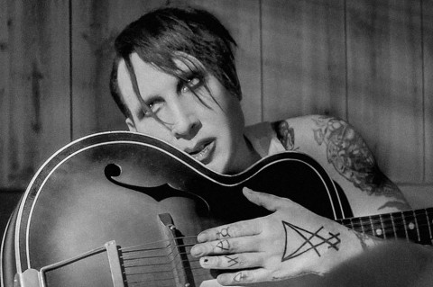 Marilyn Manson releases his version of famous folk song
