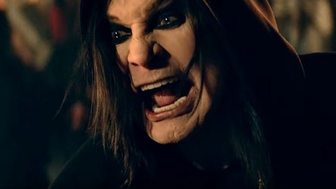 "Ozzy sings amid fierce protests in new video ""Straight to Hell"""