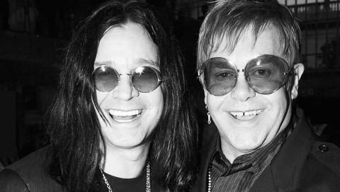 Оззи Осборн записал заглавную песню нового альбома с Элтоном Джоном