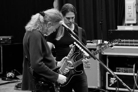 Дэйв Мастейн вернулся: Megadeth отыграли первые концерты в Европе (видео)