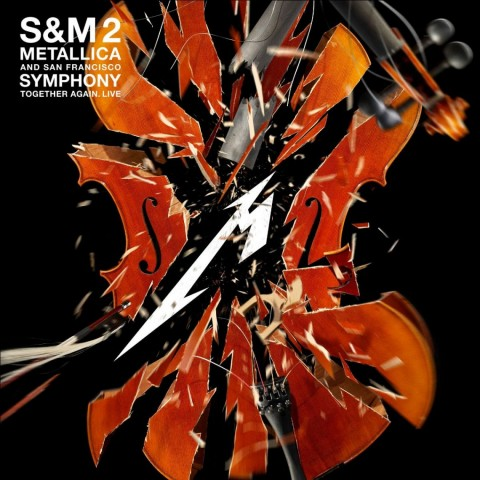 Metallica & San Francisco Symphony: S&M2 to be released August 28