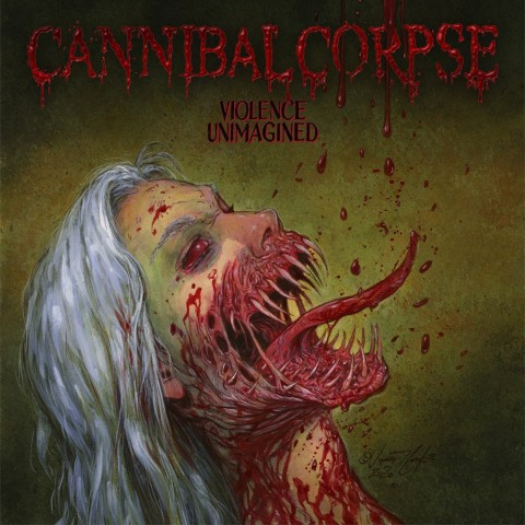 """Cannibal Corpse releases a new single from the upcoming album """"Violence Unimagined"""""""