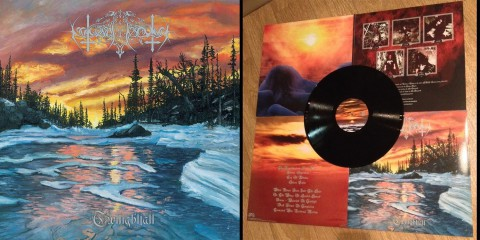 Nokturnal Mortum re-released the debut album on vinyl