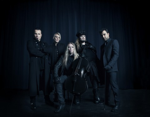 Organizers announce Apocalyptica's show in Kyiv