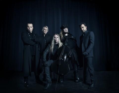 Организаторы анонсировали шоу группы Apocalyptica в Киеве