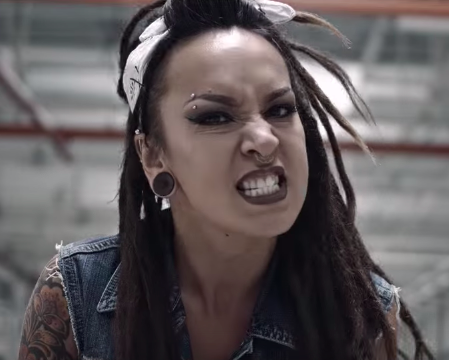 "Jinjer's ""Sit Stay Roll Over"" video premiere"