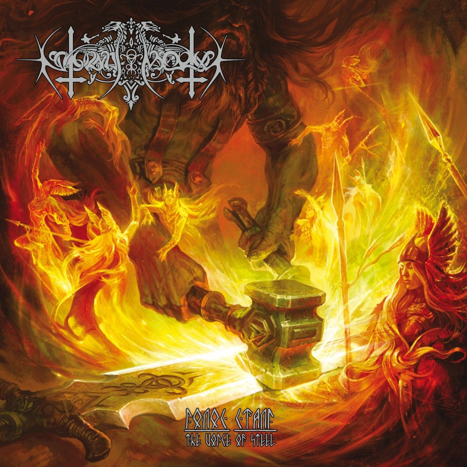 """Nokturnal Mortum re-released the album """"The Voice of Steel"""""""
