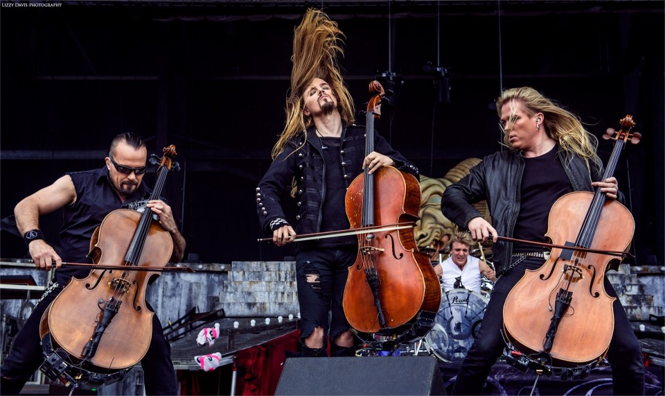 Rock Concert Photography — Oomph!, Doro and Apocalyptica to perform in Kyiv again