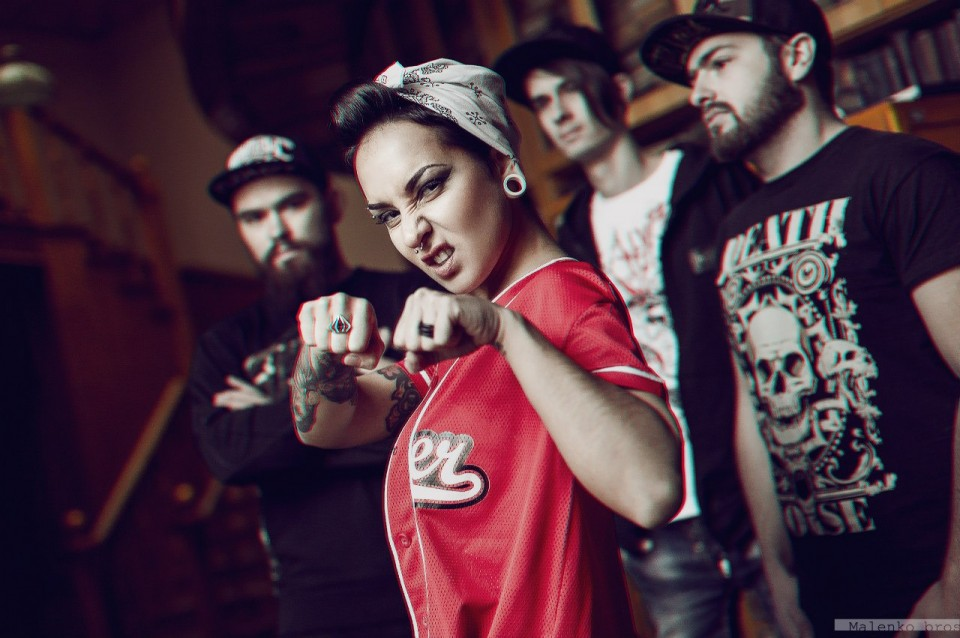 Jinjer — Jinjer to release new album via Napalm Records