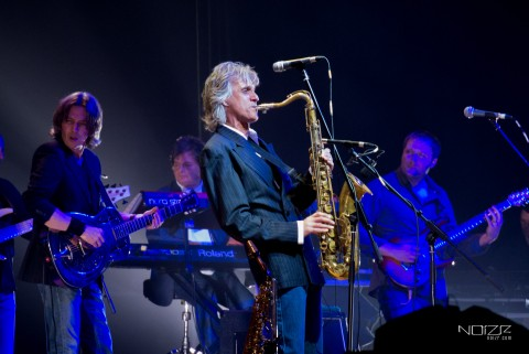 The Dire Straits Experience gathered a full house in Kyiv