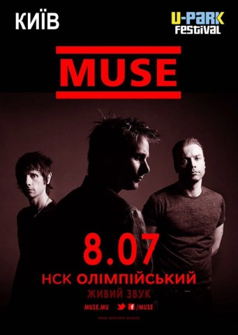 Muse are returning to Kyiv